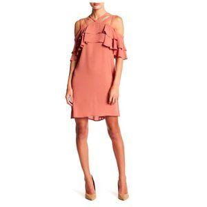 BCBGMAXAZRIA Chelsey Crisscross Dress